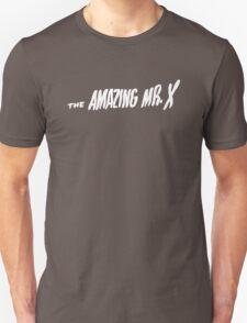 The Amazing Mr X title Unisex T-Shirt