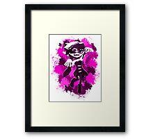 Inkling Callie - Pink Framed Print