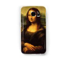 Leonardo da Vinci - Mona Lisa Samsung Galaxy Case/Skin