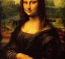 Leonardo da Vinci - Mona Lisa by mosfunky
