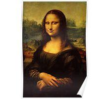 Leonardo da Vinci - Mona Lisa Poster