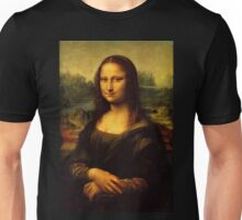Leonardo da Vinci - Mona Lisa Unisex T-Shirt