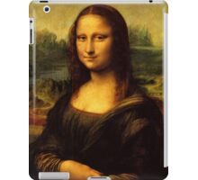 Leonardo da Vinci - Mona Lisa iPad Case/Skin