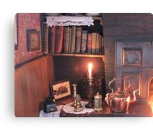 Homely Warmth Canvas Print