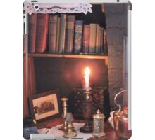 Homely Warmth iPad Case/Skin
