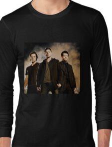 Supernatural Trio Long Sleeve T-Shirt