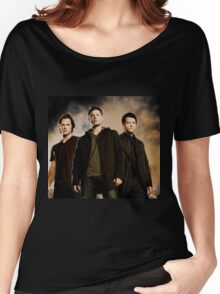 Supernatural Trio Women's Relaxed Fit T-Shirt