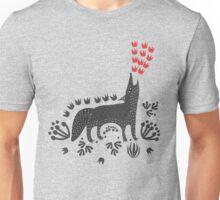 Wolf...  Unisex T-Shirt
