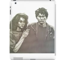 Veronica and JD iPad Case/Skin
