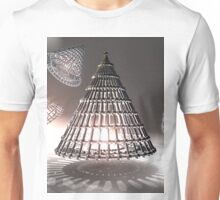 Gridded Light Unisex T-Shirt