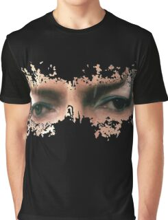 David Bowie: Jareth Eyes  Graphic T-Shirt