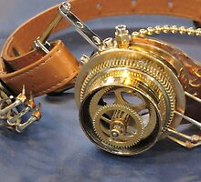 Steampunk Goggles by CreativeEm