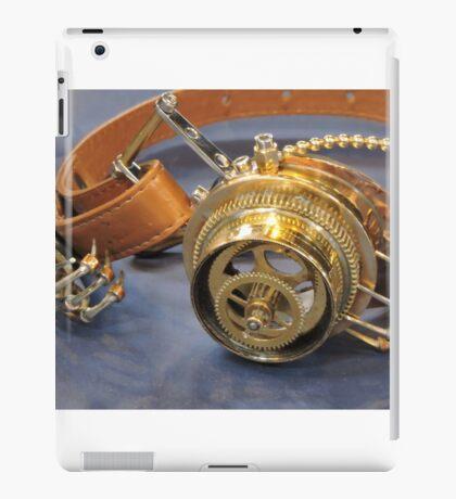Steampunk Goggles iPad Case/Skin