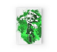 Inkling Marie - Green Hardcover Journal