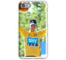Bradley Wiggins 2012 iPhone Case/Skin