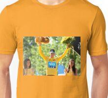 Bradley Wiggins 2012 Unisex T-Shirt