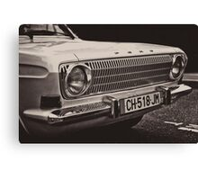Front FORD Canvas Print