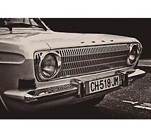Front FORD Photographic Print