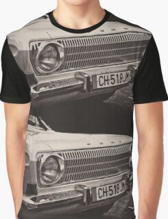 Front FORD Graphic T-Shirt