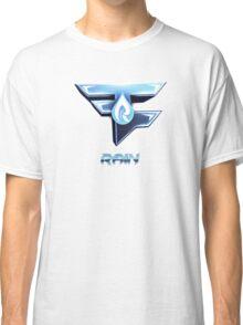 Faze Rain | Old Logo | White Background |  Classic T-Shirt