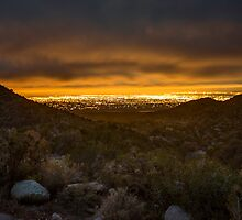 Yellow Valley by IOBurque