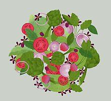 salad by erdavid