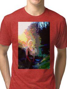 Enveloped by Light Tri-blend T-Shirt