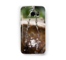water gushing Samsung Galaxy Case/Skin