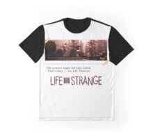 LIFE is STRANGE · T-SHIRT forever Graphic T-Shirt