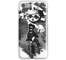 Inkling Marie - BW iPhone Case/Skin
