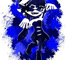 Inkling Callie - Navy by LauryQuinn