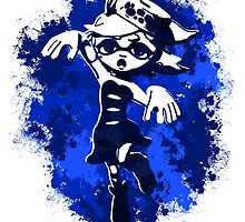 Inkling Marie - Navy by LauryQuinn
