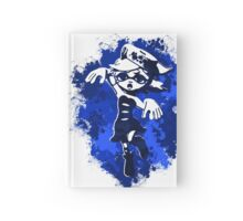 Inkling Marie - Navy Hardcover Journal