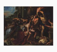 Peter Paul Rubens's Massacre of the Innocents Kids Tee