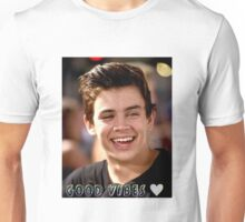 Hayes Grier- good vibes Unisex T-Shirt