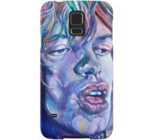mick jagger Samsung Galaxy Case/Skin