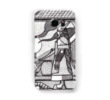 sci fi/fantasy Samsung Galaxy Case/Skin