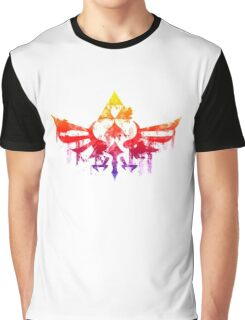 Skyward Rainbow v2 Graphic T-Shirt
