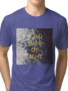 Made Of Light Tri-blend T-Shirt