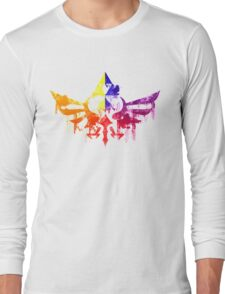 Skyward Rainbow v4 Long Sleeve T-Shirt