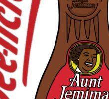 Aunt Jemima Sticker