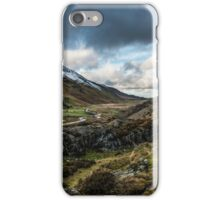 The Ogwen Valley iPhone Case/Skin