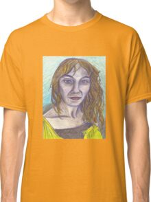 Cat Eyes, Sly Smile Classic T-Shirt