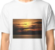 Sunset on the Beach Classic T-Shirt