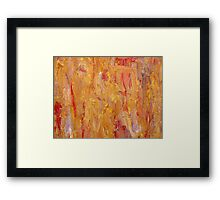ABSTRACT 484 Framed Print