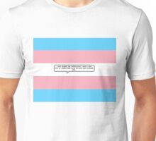 I Was Under the Impression I was a Girl... Unisex T-Shirt