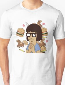 Our Lady Tina Belcher of Ocean Avenue T-Shirt