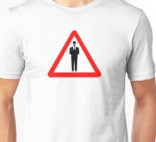 warning... Unisex T-Shirt