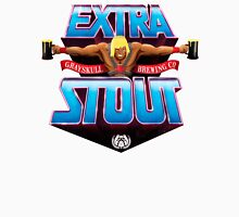 He-Man Extra Stout - Grayskull Brewing Company - Worn out Unisex T-Shirt