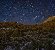 Star Trails by IOBurque